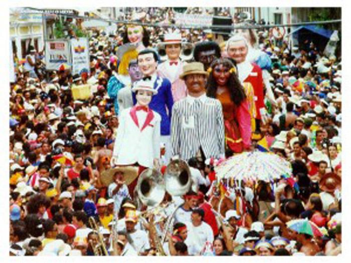 carnaval olinda 2012