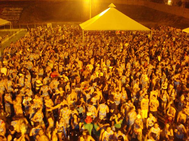 carnaval lambari 2012