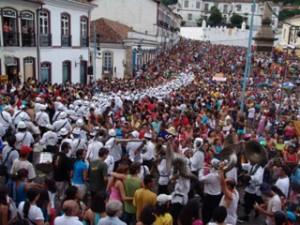 bloco carnaval ouro preto