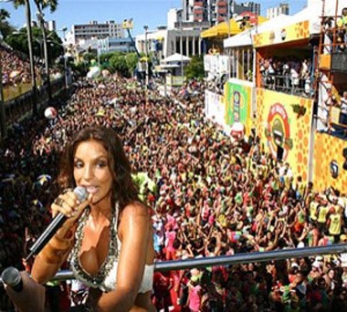 Carnaval Salvador 2012