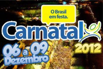 logotipo carnatal 2012
