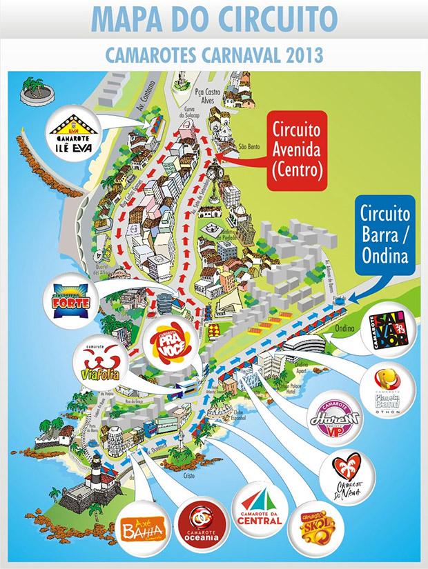 Circuito Salvador 2014