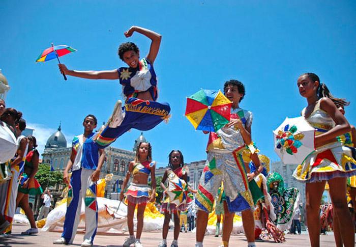 recife 2012 dança do frevo