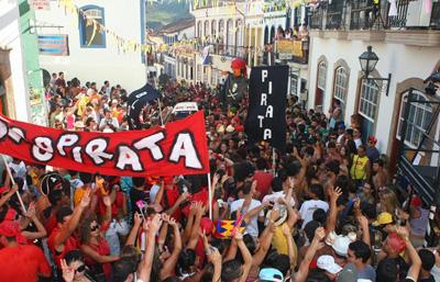 bloco pirata carnaval ouro preto