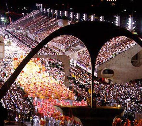 carnaval rio 2012