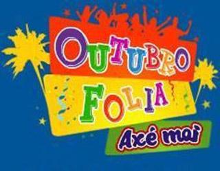 Outubro FOlia 2013 - Axé Moi