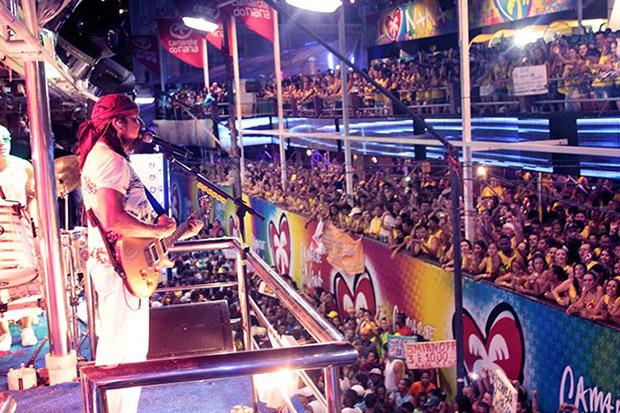 Carnaval Salvador 2014